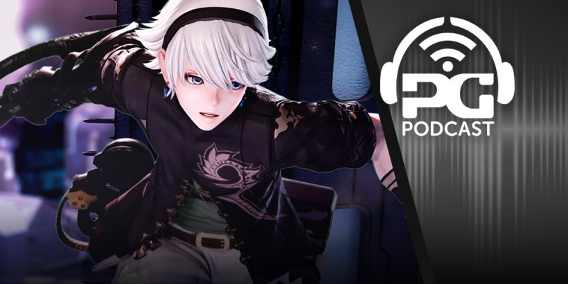 Pocket Gamer Podcast: Episode 547 - Fantasian, Shrouded Citadel