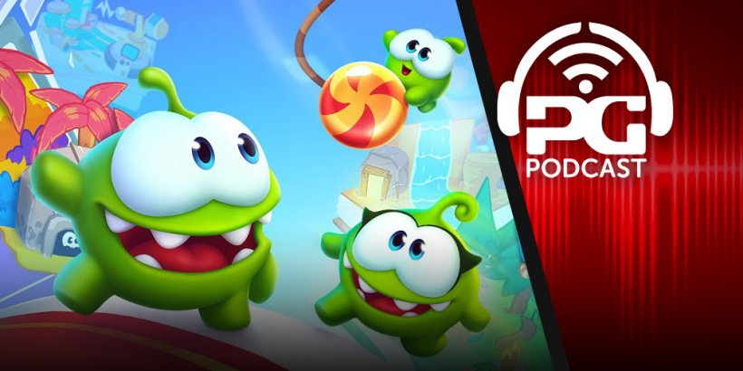 Pocket Gamer Podcast: Episode 548 - Apple April Event, Cut the Rope Remastered