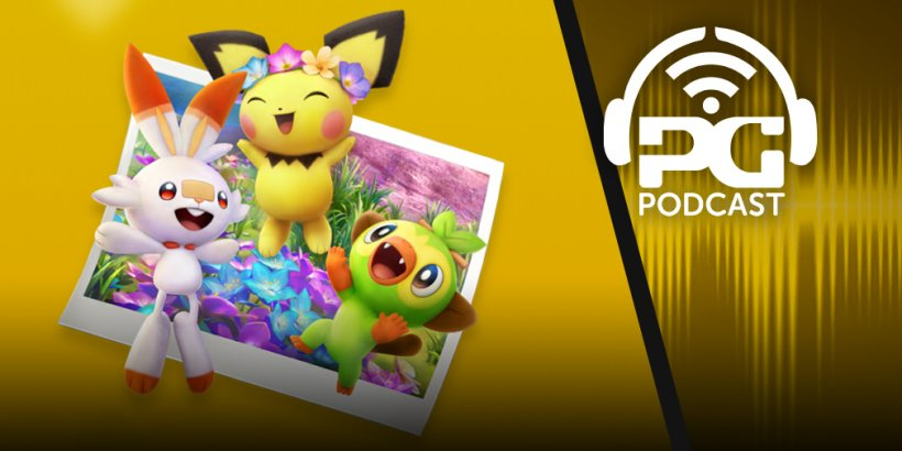 Pocket Gamer Podcast: Episode 550 - New Pokemon Snap, Rocket League Mobile