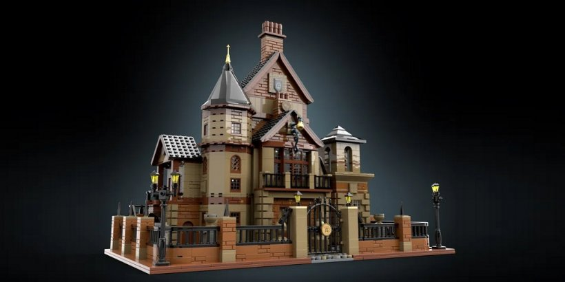 Fireproof Studios developer creates LEGO set based on The Room 4: Old Sins