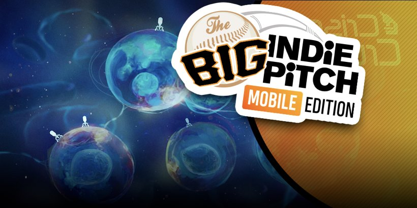 CRISPR Crunch virus busting, gene-editing puzzler reigns supreme and takes the crown at The Big Indie Pitch at Pocket Gamer Connects Digital #6