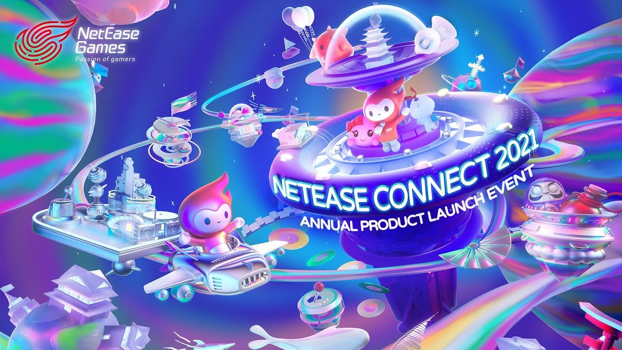 NetEase Connect 2021 will showcase 13 games on May 20th and will be broadcast in English for the first time