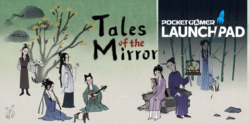 Tales of the Mirror is a breathtaking visual novel and text puzzle set in ancient China that's coming to iOS and Android
