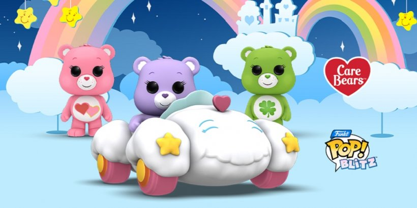 Funko Pop! Blitz adds the Loveable Care Bears collection to growing roster