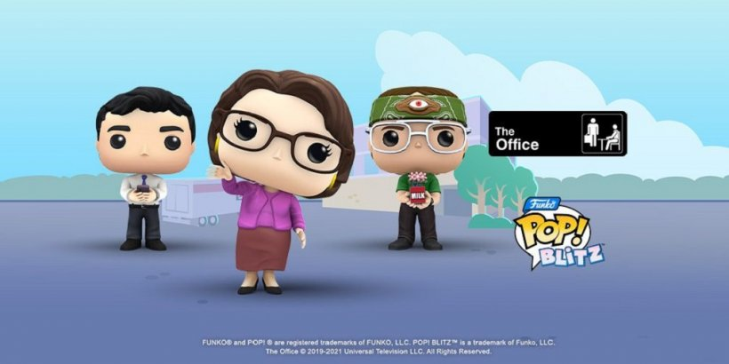 Funko Pop! Blitz holding another crossover event with The Office