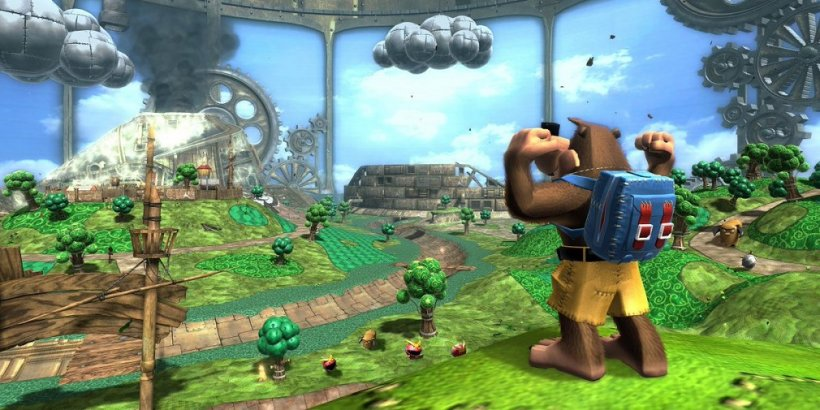 Xbox Game Pass adding Banjo-Kazooie, Worms Rumble, and more