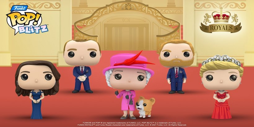 Funko Pop! Blitz features Royal Family characters in latest update