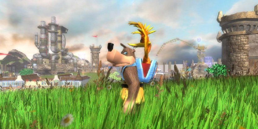 Banjo-Kazooie: Nuts & Bolts is now playable on Xbox Game Pass Cloud