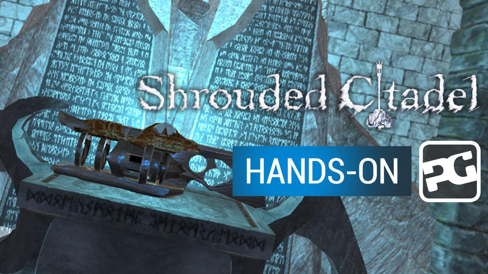 Shrouded Citadel - gameplay video