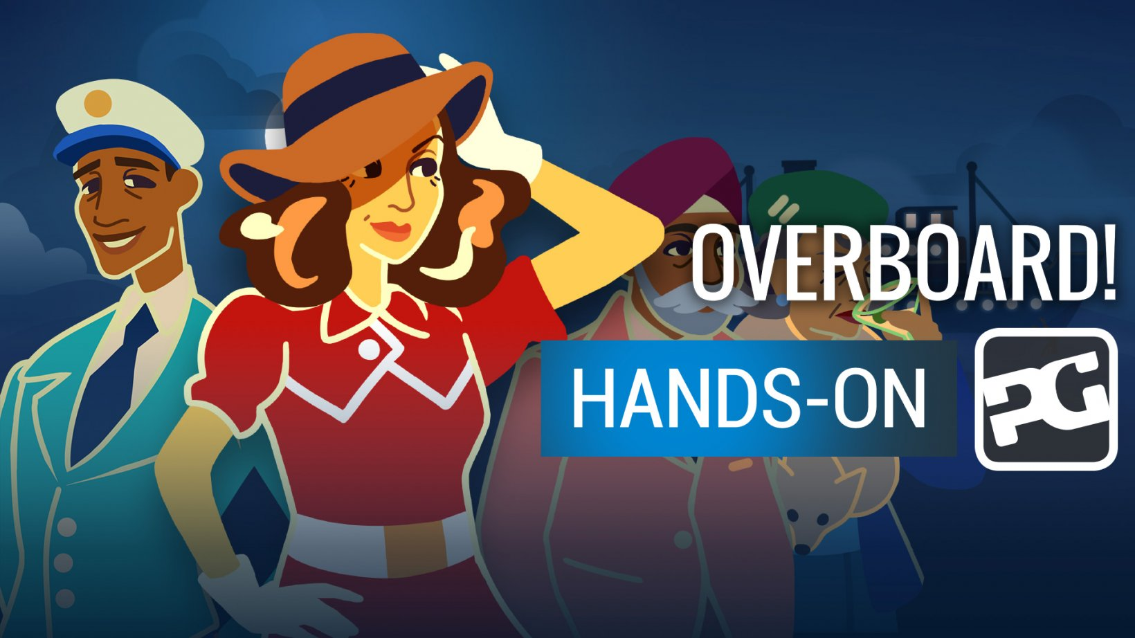 Overboard! - gameplay video