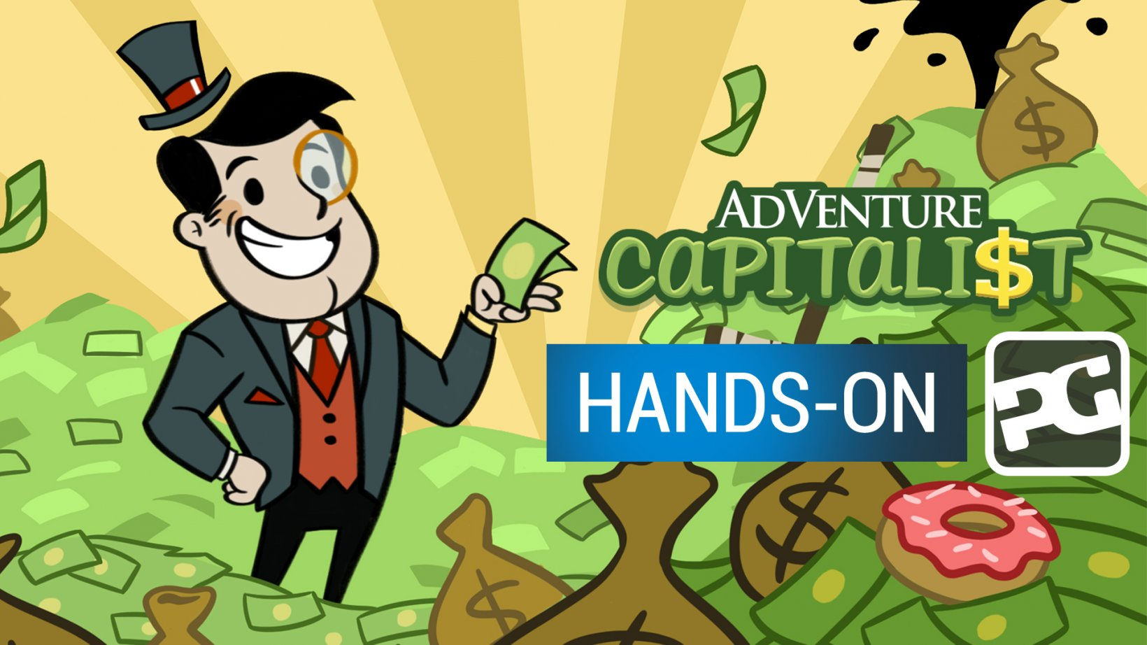 Adventure Capitalist - gameplay video