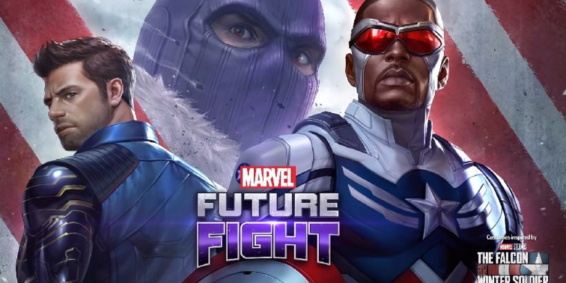 Marvel Future Fight's new update collaborates with The Falcon and The Winter Soldier