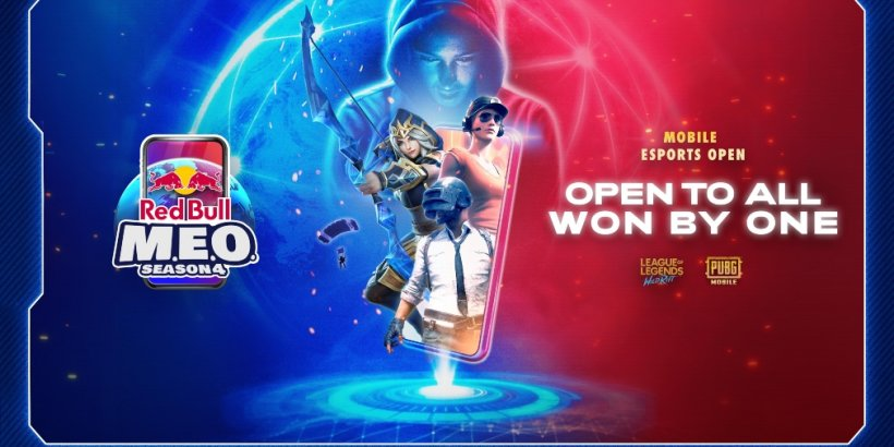 The Red Bull Mobile Esports Open tournament returns for a fourth season with a focus on Wild Rift and PUBG Mobile