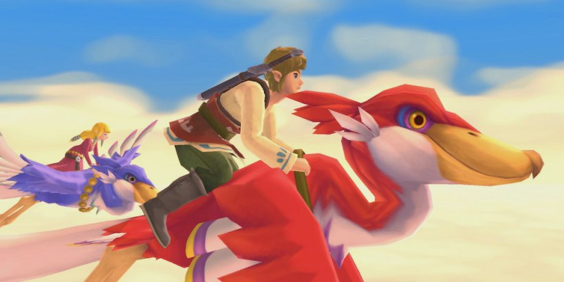 """The Legend of Zelda: Skyward Sword HD review - """"The sky's somewhat limited"""""""