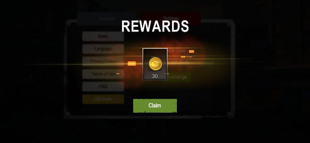 Zombie Frontier 4 gift codes