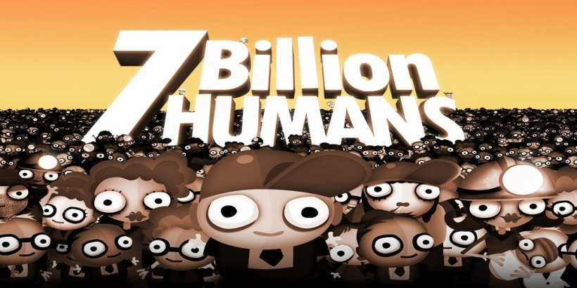 7 Billion Humans finally arrives on Android