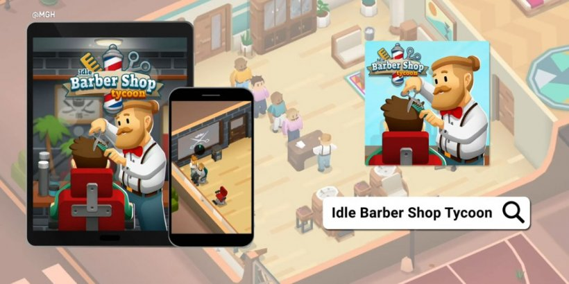 Idle Barber Shop Tycoon tips and tricks