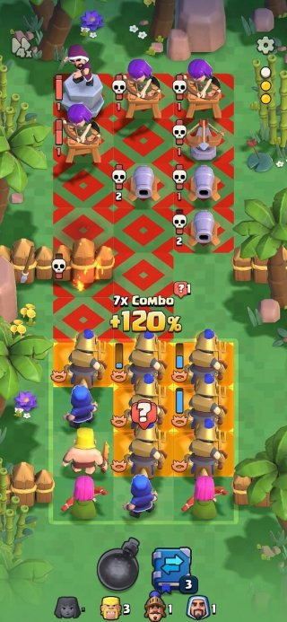 Clash Quest tips and tricks