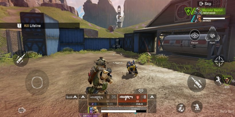 Apex Legends Mobile beta: All errors and the solutions