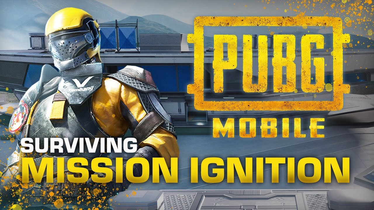 Can I survive Mission Ignition in PUBG Mobile? - gameplay video