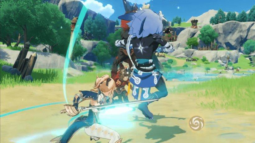 Genshin Impact Jean Strengths