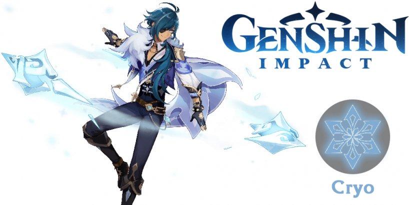 Genshin Impact Kaeya Guide