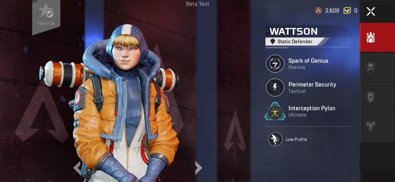 Apex Legends Mobile Wattson guide - abilities