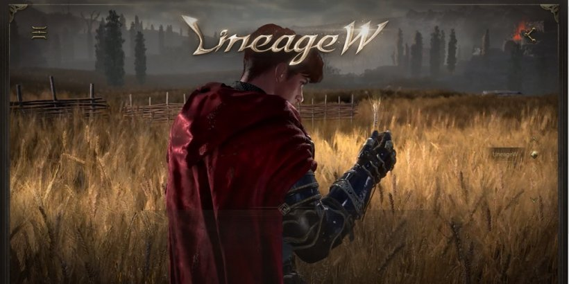 Lineage W is NCSoft's new MMORPG and it's heading for both iOS, Android and PC