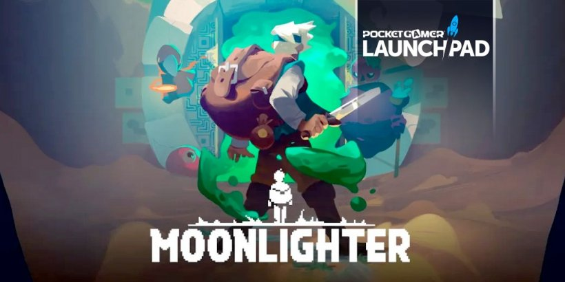 Moonlighter Android arriving soon, as revealed in our LaunchPad stream