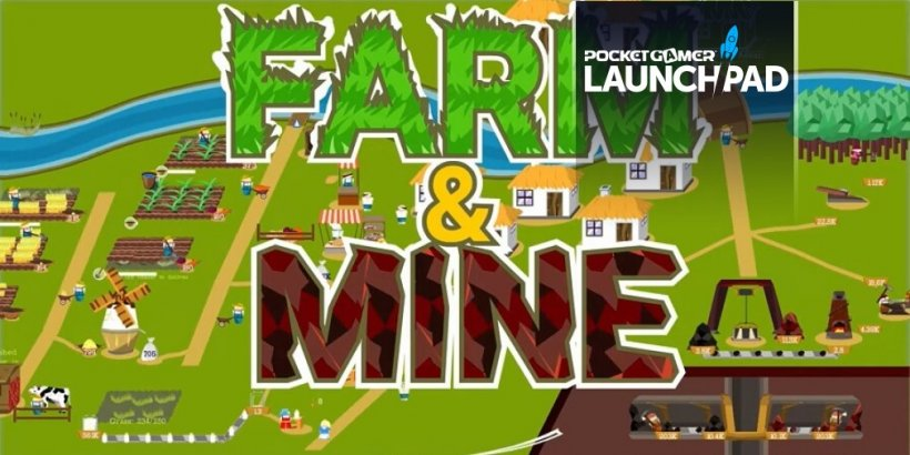 Farm and Mine is an idle, engine builder available for Android