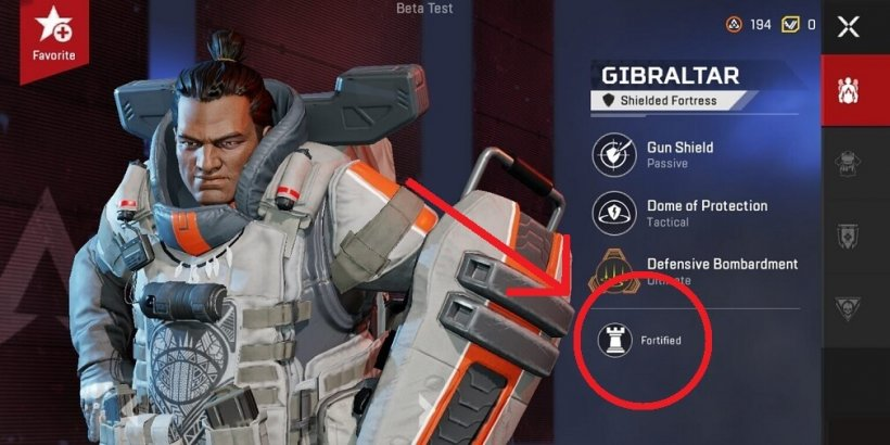 Apex Legends Mobile: What are Fortified and Low Profile Perks?