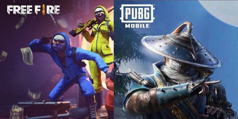 PUBG Mobile and Free Fire to be banned in Bangladesh