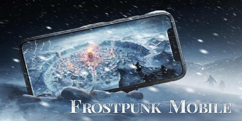 Frostpunk Mobile is now available in beta for Android in the Philippines