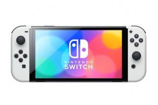 Nintendo Switch rainbow screen