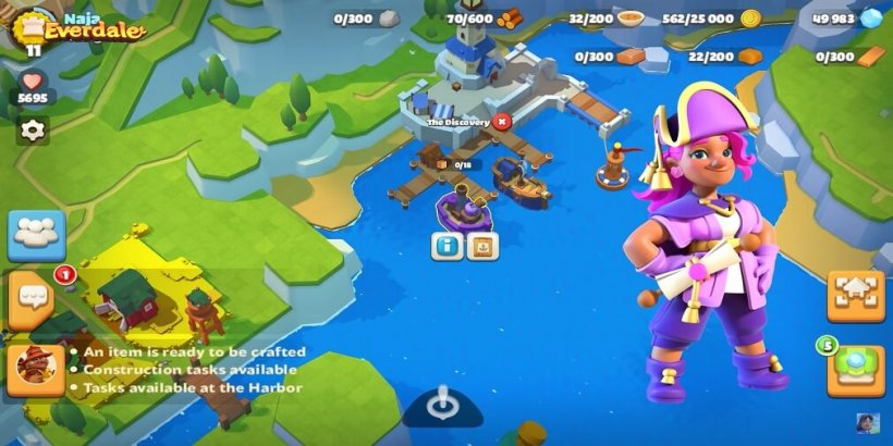 Everdale - Here is how to get free 1000 gems by inviting friends