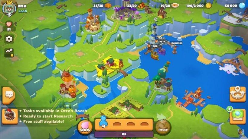 Everdale gameplay