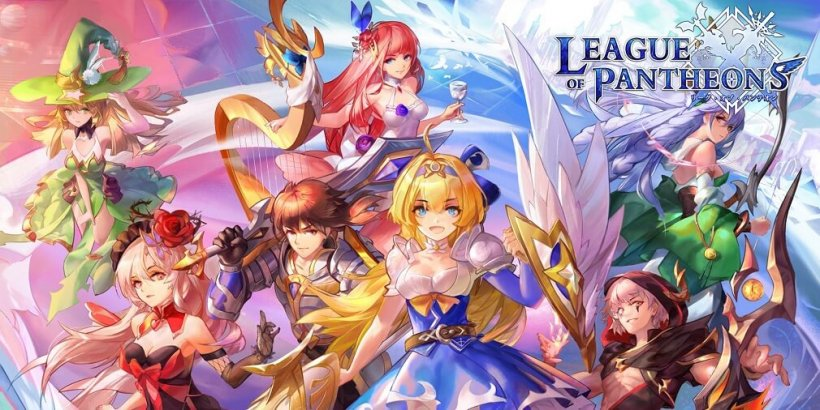 Neocraft's League of Pantheons is now in closed beta for a limited-time