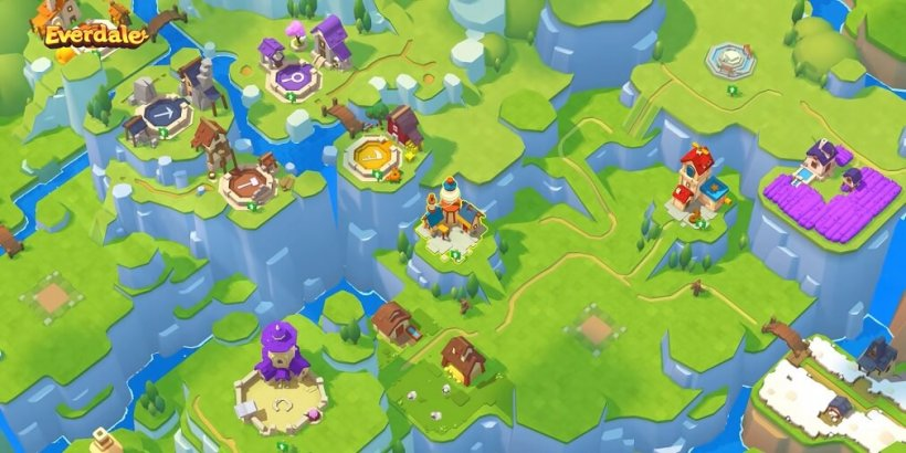 Everdale's latest update lets you create your own valley