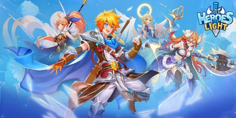 Idle Heroes of Light is a brand new mobile RPG that is now out on Android and iOS