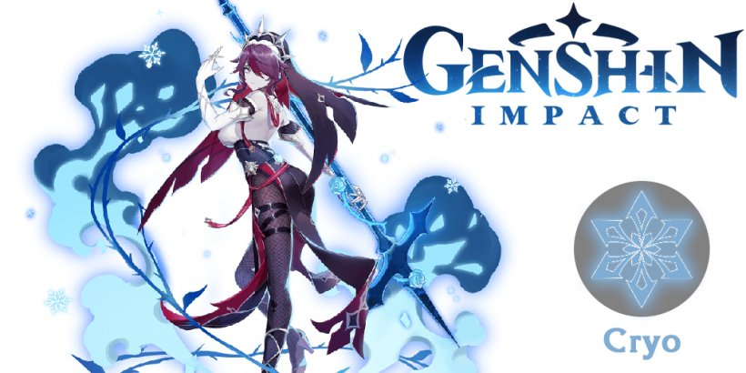 Genshin Impact Rosaria Guide - best build, strengths and weaknesses