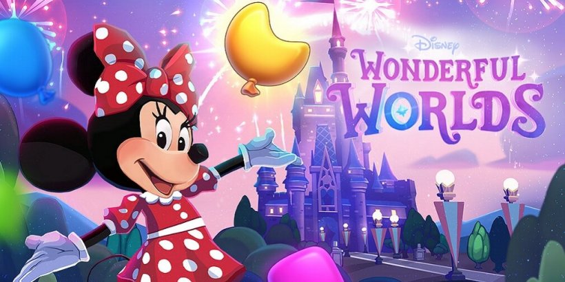 Disney Wonderful Worlds, the match-3 puzzler, will release on Android and iOS next month