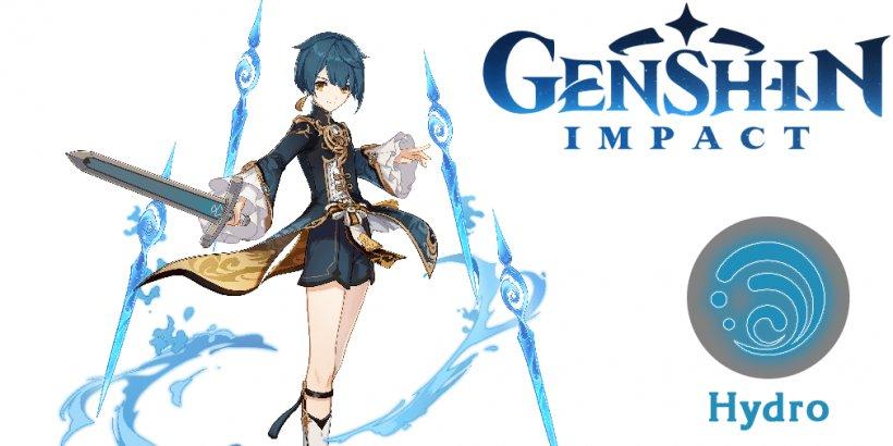 Genshin Impact Xingqiu Guide - best build, strengths and weaknesses