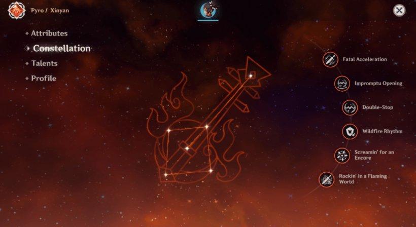 Xinyan Constellation