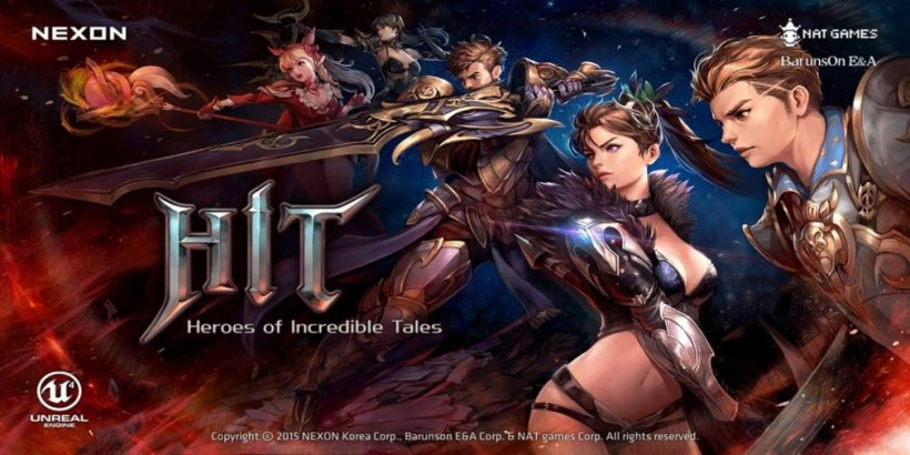 Nexon announces global publishing rights for the MMORPG HIT2