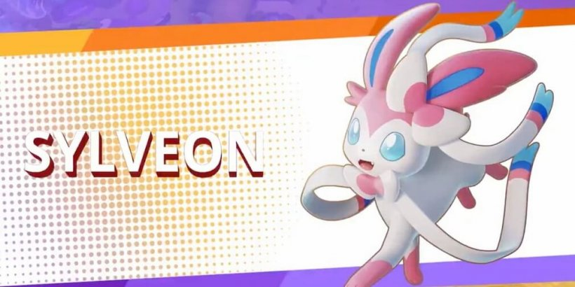 Pokémon Unite's latest update introduces Sylveon to the game