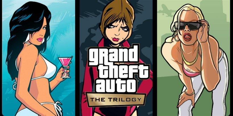 Grand Theft Auto: The Trilogy, is a remastered collection of GTA 3, Vice City, and San Andreas, heading for mobile