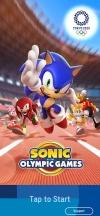 Sonic aux Jeux Olympiques screenshot 7