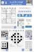 Puzzle Page is the perfect companion for your coffee break