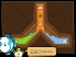 Light in the Dark has you bouncing and blending coloured lights to save babies