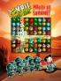 Zombie Puzzle Panic screenshot 1